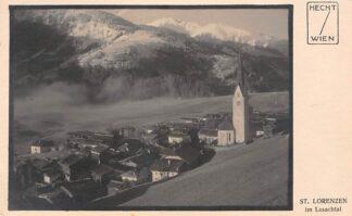 Ansichtkaart Oostenrijk St. Lorenzen im Lesachtal Fotokaart Osterreich Austria Europa HC12016
