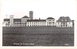 Ansichtkaart Oostenrijk Neudau Fabrik Austria Osterreich Europa HC12018