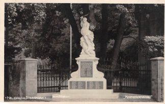 Ansichtkaart Oostenrijk Neudau in Steiermark Kriegerdenkmal 1927 Monument WO1 Austria Osterreich Europa HC12020