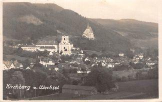 Ansichtkaart Oostenrijk Kirchberg a. Wechsel 1931 Austria Osterreich Europa HC12021