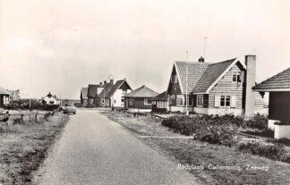 Ansichtkaart Callantsoog Zeeweg 1958 HC12031