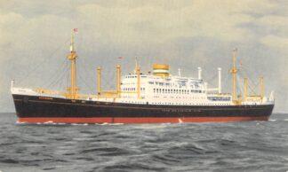 Ansichtkaart Rotterdam Holland America Line M.V. Noordam 2 Scheepvaart Schepen HC12085