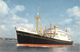 Ansichtkaart Rotterdam Holland America Line m.v. Westerdam Scheepvaart Schepen HC12086