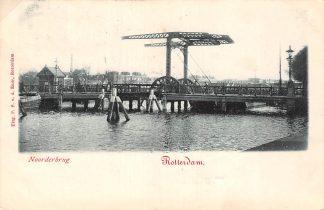 Ansichtkaart Rotterdam Noorderbrug Rotte HC12271