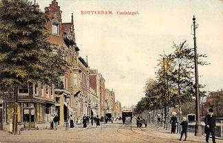 Ansichtkaart Rotterdam Coolsingel RETM Tram HC12471
