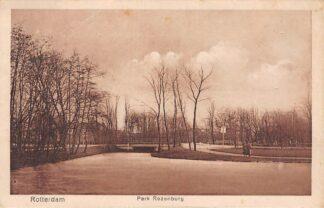 Ansichtkaart Rotterdam Park Rozenburg 1929 HC12540