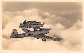 Ansichtkaart Duitsland Vliegtuigen met Hakenkruis 1937 WO-2 Deutschland Europa HC12587