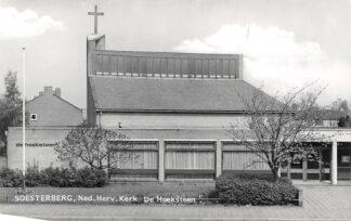 Ansichtkaart Soesterberg Ned. Herv. Kerk De Hoeksteen HC12612