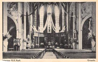 Ansichtkaart Groenlo Interieur R.K. kerk HC12613