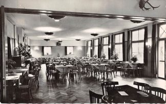 Ansichtkaart Renswoude Interieur Café Restaurant De Hof C. Bos HC12618