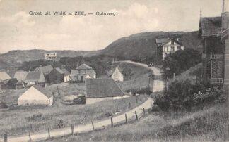 Ansichtkaart Wijk aan Zee Duinweg 1911 HC12619