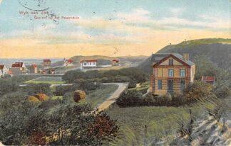 Ansichtkaart Wijk aan Zee Gezicht op het Paaschduin 1907 HC12624