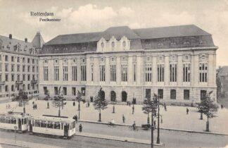Ansichtkaart Rotterdam Coolsingel Postkantoor 1927 Tram wagen 393 HC12630