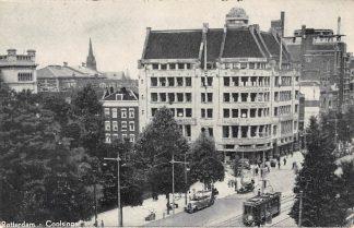 Ansichtkaart Rotterdam Coolsingel RETM Tram HC12641