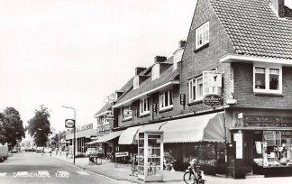 Ansichtkaart Driebergen Traay SHELL benzinepomp garage1969 HC12740