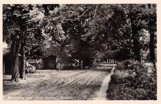 Ansichtkaart Stokkum Binnenweg naar Erve Graven 1950 Montferland HC12784