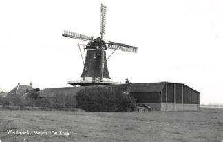 Ansichtkaart Westbroek Molen De Kraai De Bilt HC12788