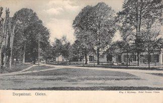 Ansichtkaart Gieten Dorpsstraat 1911 Aa en Hunze HC12790