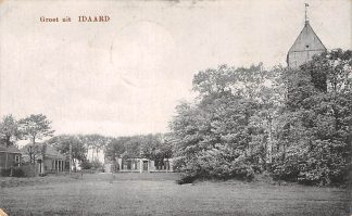 Ansichtkaart Idaard 1910 Leeuwarden HC12796