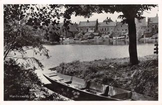 Ansichtkaart Hardinxveld De Wiel 1950 HC12808