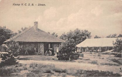 Ansichtkaart Sleen Kamp V.C.S.B. Coevorden HC12813
