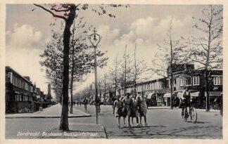 Ansichtkaart Dordrecht Bosboom Toussaintstraat HC12820