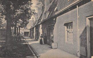 Ansichtkaart Dordrecht Arend Maartenshof Museumstraat 38 HC12827
