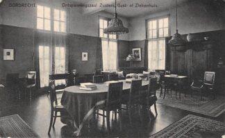 Ansichtkaart Dordrecht Gast- of Ziekenhuis Ontspanningszaal Zusters HC12843