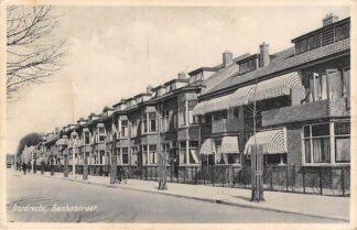 Ansichtkaart Dordrecht Bankastraat 1940 HC12855