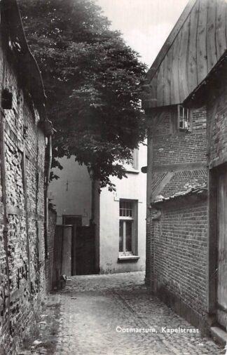 Ansichtkaart Ootmarsum Kapelstraat HC12886