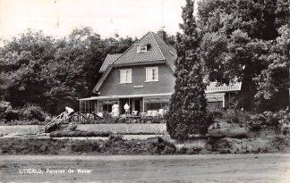 Ansichtkaart Otterlo Pension de Wever 1966 HC12896