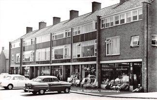 Ansichtkaart Oud Beijerland Crooneburgh Auto 1967 Hoeksche waard HC12897