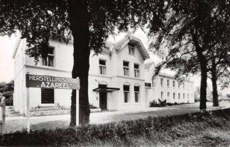 Ansichtkaart Voorthuizen Herstellingsoord Azareel Baron van Nagelstraat 9 Vooraanzicht 1967 HC12906
