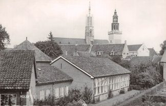 Ansichtkaart Hulst 1964 HC12910