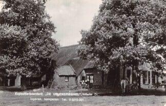 Ansichtkaart Uffelte Expositie - boerderij De Uelenspieghel 1971 Westerveld HC12911