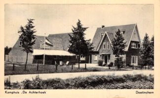 Ansichtkaart Doetinchem Kamphuis De Achterhoek 1950 HC12912