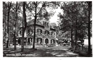 Ansichtkaart Brummen Huize Het Leusveld 1963 HC12916