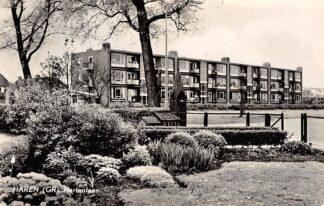 Ansichtkaart Haren (GR) Hertenlaan 1961 HC12952