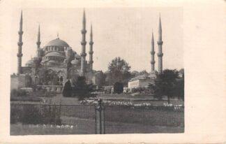 Ansichtkaart Turkije Fotokaart Moskee Istanboel Turkey Europa HC12963