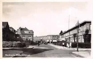Ansichtkaart Dordrecht Bilderdijkstraat 1941 HC13002