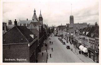 Ansichtkaart Dordrecht Bagijnhof 1941 HC13018