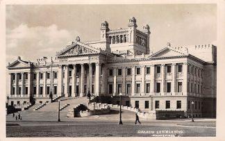 Ansichtkaart Uruguay Palacio Legiglativo Zuid-Amerika HC13054