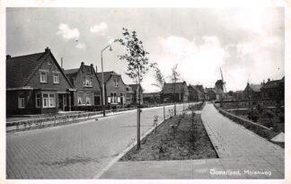 Ansichtkaart Oosterland Molenweg met molen HC13079