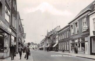 Ansichtkaart Doetinchem Hamburgerstraat 1964 HC13085