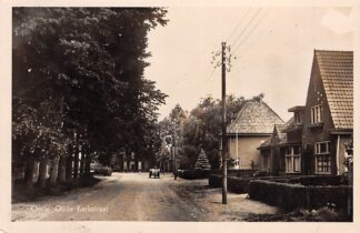 Ansichtkaart Oerle Oude Kerkstraat 1950 Veldhoven HC13092