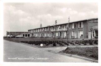 Ansichtkaart Herwijnen Bejaardencentrum 't Avondlicht 1966 Betuwe HC13139