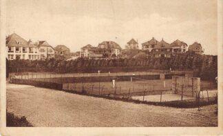 Ansichtkaart Noordwijk Tennisbanen Sport HC13184
