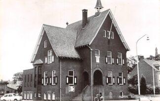 Ansichtkaart Horn Gemeentehuis 1969 Haelen Leudal HC13194