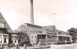Ansichtkaart Gramsbergen Coöp. Zuivelfabriek 1959 HC13204