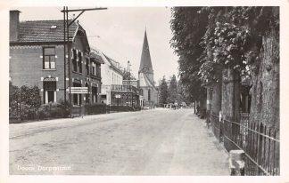 Ansichtkaart Doorn Dorpsstraat 1953 HC13210